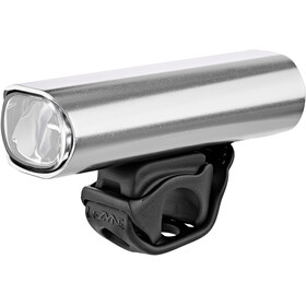 Lezyne Hecto Drive Pro 50 Front Lighting Y11, glossy silver/white